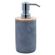 Дозатор для рідкого мила Cement сірий