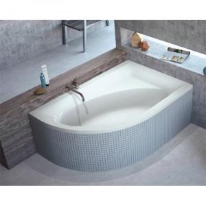 Ванна Mistra 150x100 правая с ножками