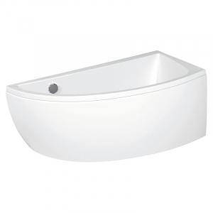 Акриловая ванна Nano 140x75 правая
