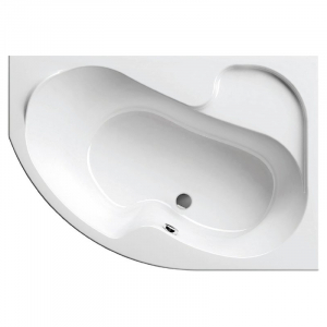 Акриловая ванна Rosa 140х105 R