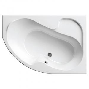 Акриловая ванна Rosa 150х105 правая