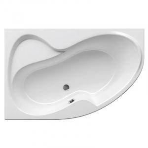 Акриловая ванна Rosa II 160x105 левая