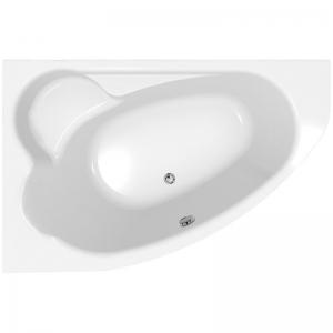 Акриловая ванна Calabria левая