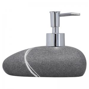 Дозатор Little Rock для жидкого мыла, серый