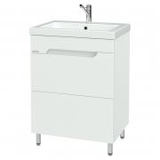 Шкафчик Prime под раковины Como60, City60, Fare60, Nature60, белый
