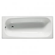 Стальная ванна Contesa 100x70