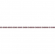 Стик люстрованный 0,7х25, розовый