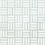 Мозаика Трино белая