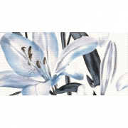 Декор Allegro Azul Flor 1