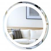 Зеркало Lacio 600х920 LED