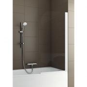 Шторка на ванну Modern 1, белая