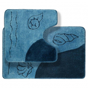 Комплект ковриков Abisal