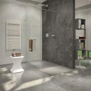 Душевая стенка Roma 700x2000 интимато