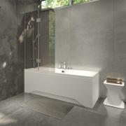 Штора для ванны Sparta 80