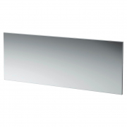 Зеркало Frame 25 1800x700 с рамой