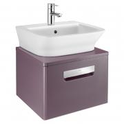 Шкафчик под раковину Gap 45, фиолетовый