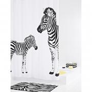 Шторка для ванной Zebra
