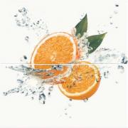 Декор Water Sparkles Orange