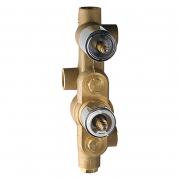 Встраиваемый механизм термостата Aquamax на 2 положения