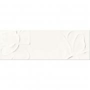 Кафель Structure Pattern White Flower Structure