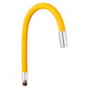 Излив Elastico для кухонных смесителей, желтый
