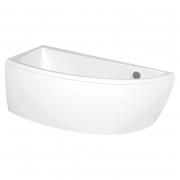 Акриловая ванна Nano 150x75 левая