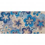 Декор Flores Azul