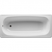 Стальная ванна Europa 105x70 сидячая